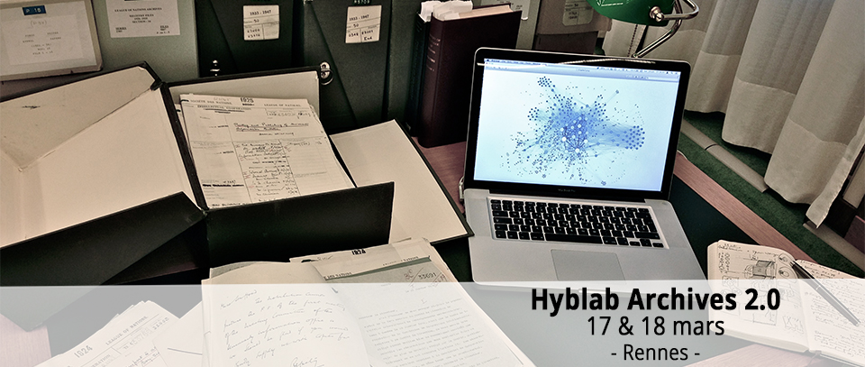 Hyblab Archives 2.0 : quand les étudiants repensent la valorisation des archives